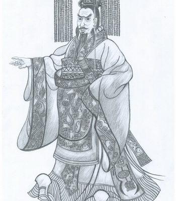Цинь Ши Хуан — первый император Китая