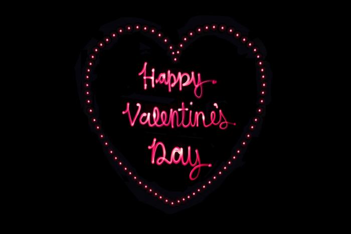 День святого Валентина празднуют в разных странах