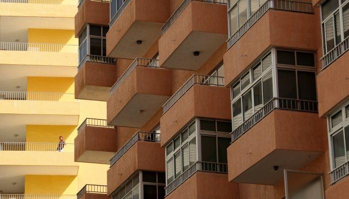 Балконы, которых нет
