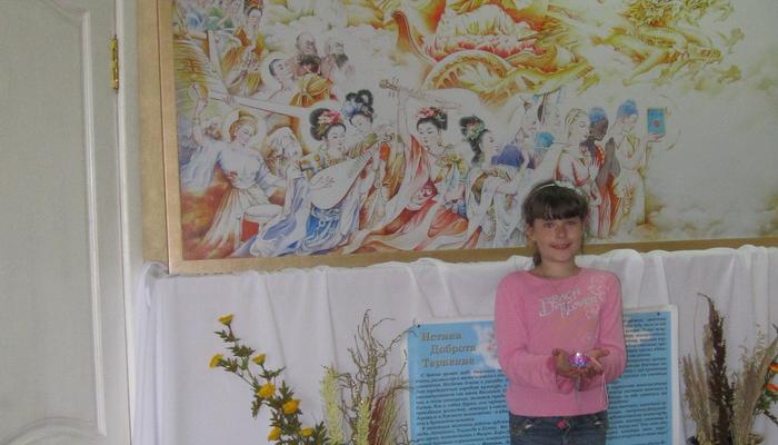 Выставка «Истина, Доброта, Терпение» в краеведческом музее Тайшета
