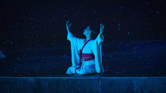 Хуа Мулань — храбрая женщина-воин