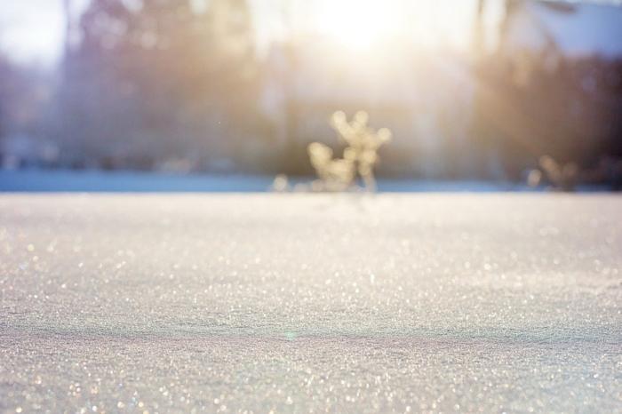 Красивые цитаты о снеге