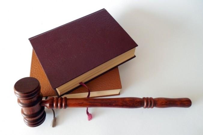 книга, молоток, суд, право