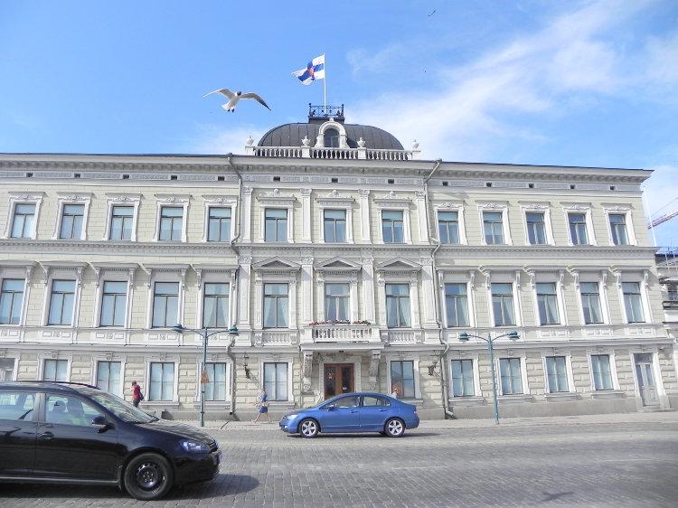 Президентский дворец. Хельсинки