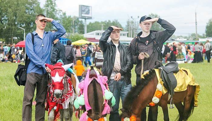 Фестиваль «Зелёный» – главное событие лета для многих красноярцев. Часть 2