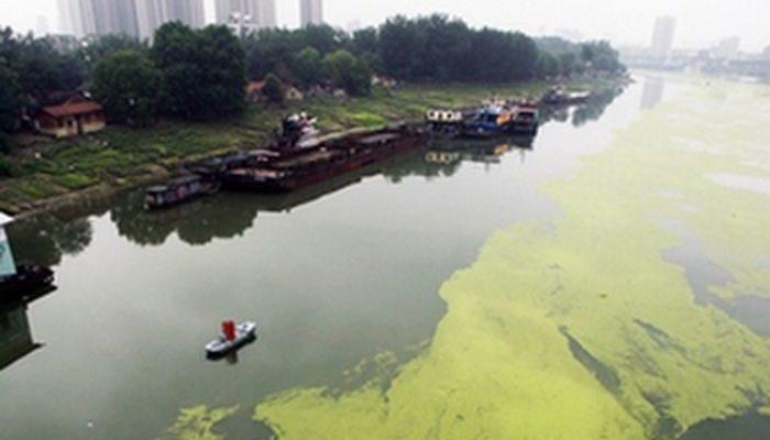 Грязное производство в Китае переезжает в бедные районы