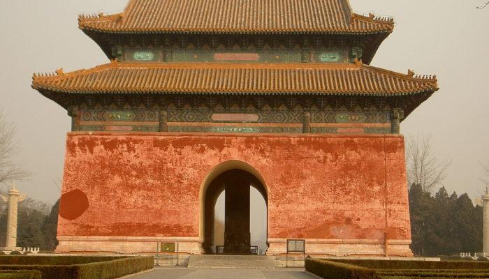 Китайские мавзолеи: гробницы династии Мин
