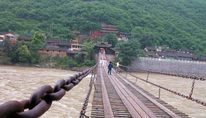 Древняя китайская архитектура: 4 самых известных моста