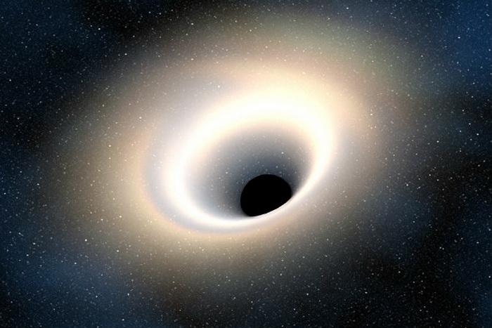 Черные дыры во вселенной доклад 6477