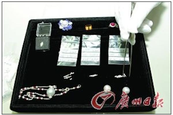 Контрабандист с бриллиантами в трусах пойман на китайской границе