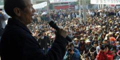 Лидер китайской деревни ищет убежища в США накануне выборов