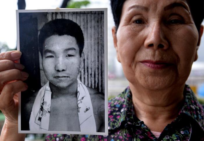 Ивао Хакамада 47 лет назад. Фото: KAZUHIRO NOGI/AFP/Getty Images