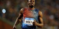 Инвалид-эфиоп установил мировой рекорд по бегу на руках