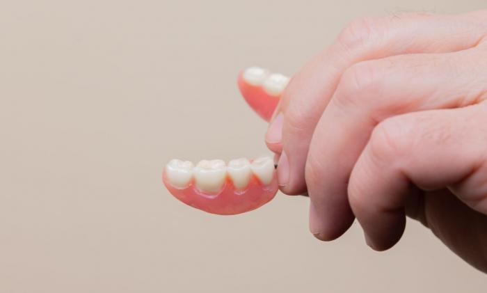 Китайские зубные протезы токсичны