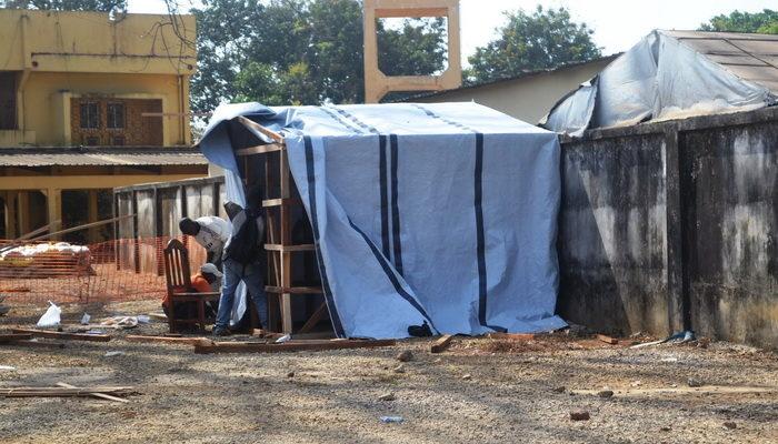В Гвинее население напугано распространением лихорадки Эбола