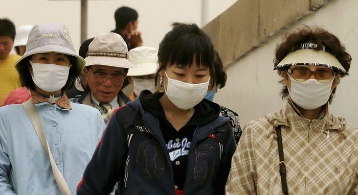 Загрязнение воздуха в Китае вызывает генетические мутации у детей