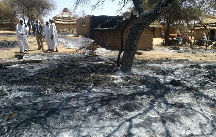 Судан, Дарфур. Фото: AFP/Getty Images