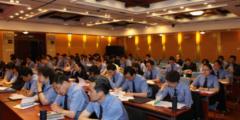 В Китае проводят массовое обучение интернет-контролёров