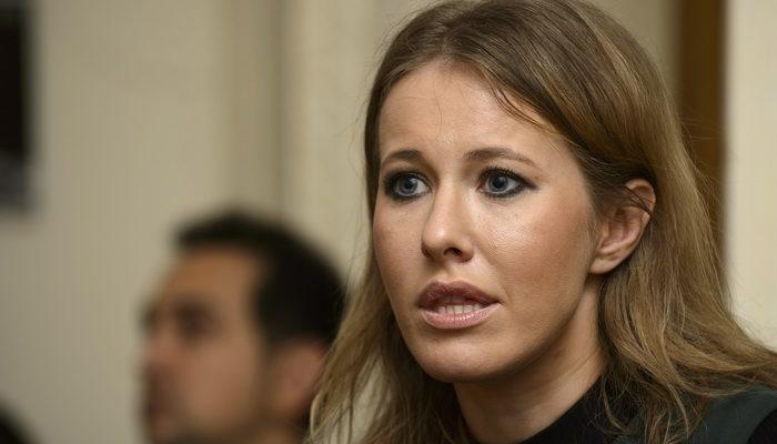Мошенники смогли обмануть Ксению Собчак