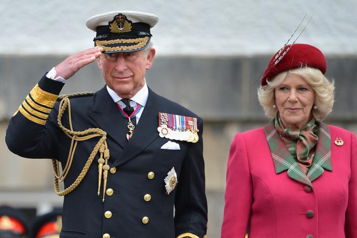 Принц Чарльз и Камилла. Фото: Jeff J Mitchell/Getty Images