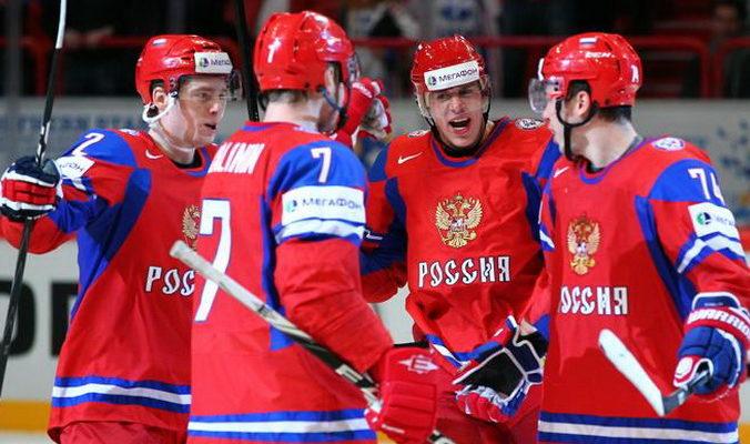 Победная серия сборной России по хоккею прервалась на 22-м матче