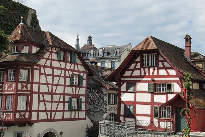 Люцерн. Швейцария. Фото: Екатерина Кравцова/Великая Эпоха