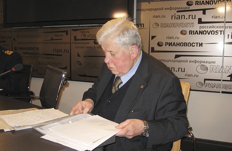Игорь Васильевич Горынин.