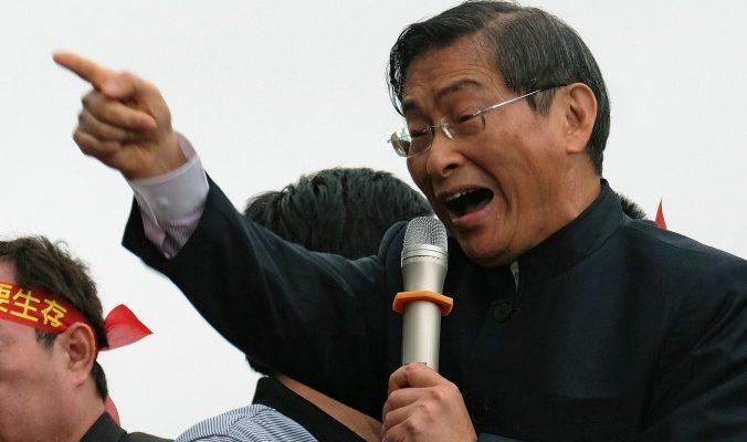 Бандит из Китая угрожал тайваньским студентам