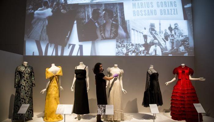 В Лондоне пройдёт выставка уникальных изделий итальянской моды