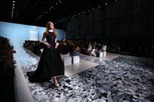 Показ коллекции Maticevsk на Неделе моды в Австралии 7 апреля 2014 года. Фото: Caroline McCredie/Getty Images