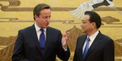 Китай назвал доклад Великобритании вмешательством во внутренние дела