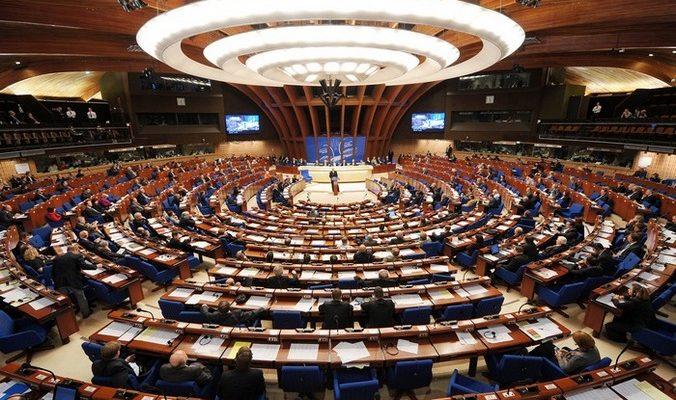 Голосование в ПАСЕ о лишении российской делегации полномочий провалилось