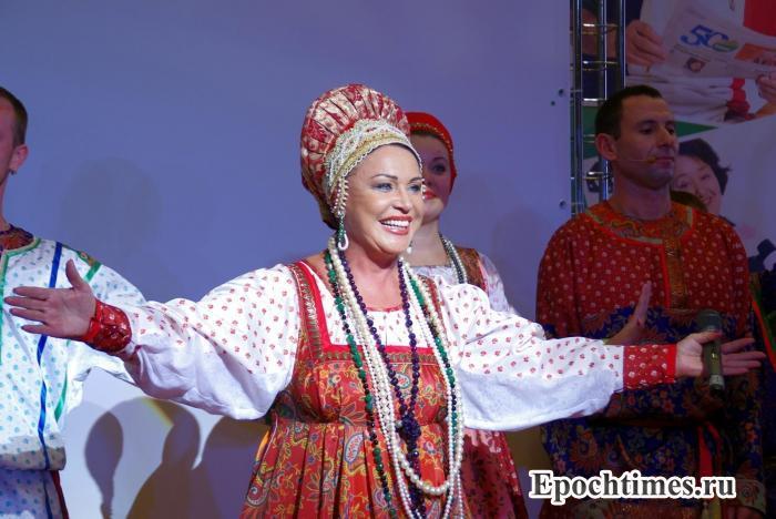 Надежда Бабкина. Фото: Анна Скороходова