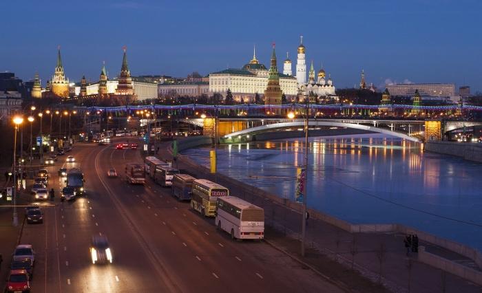 Автобусы из Донецка в Россию