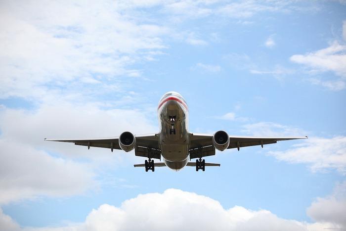 путешествия на самолёте