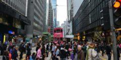 Экономика Гонконга с 1997 года росла со скоростью улитки