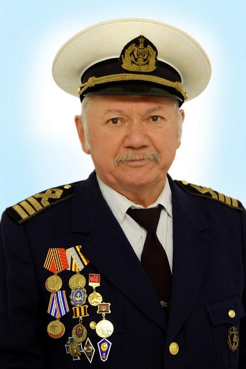 Капитан Анатолий Целлер. Фото предоставлено Анатолием Целлером