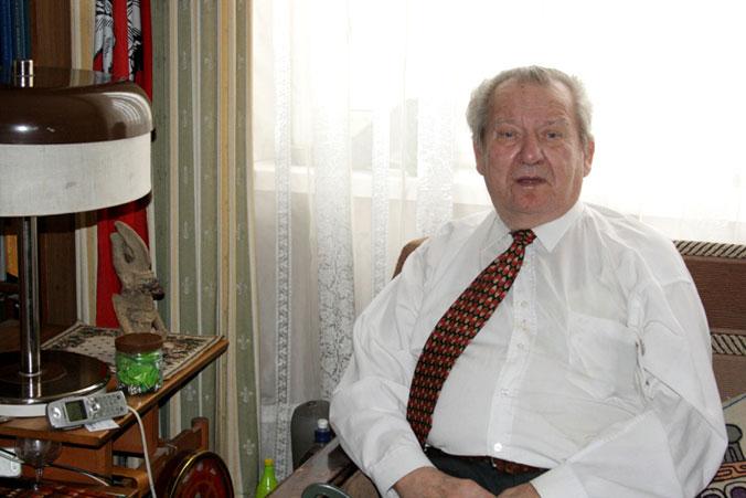 Профессор Кемер Норкин. Фото: Ульяна Ким/Великая Эпоха
