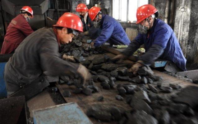 Этот год станет тяжёлым для угольной промышленности Китая
