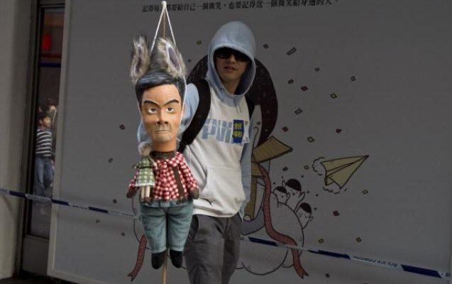 Бывший лидер Китая поддержал «гонконгского волка»