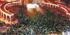 Кровавые столкновения протестующих с полицией продолжаются на юге Китая