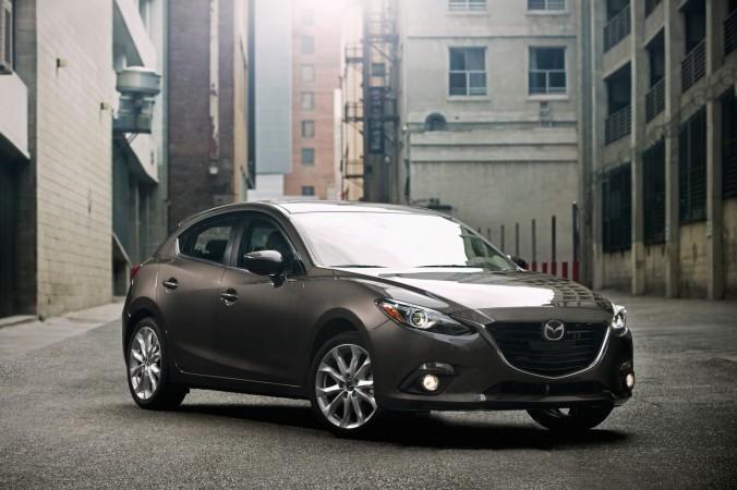 Mazda 3 2014 года. Фото: NetCarShow.com