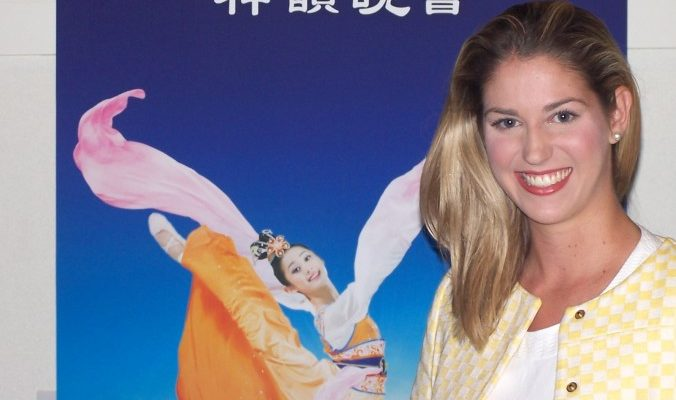 Журналист: Shen Yun — красивое зрелище