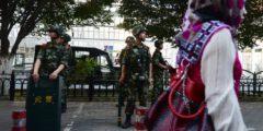 В пограничной перестрелке убито несколько уйгуров и вьетнамцев