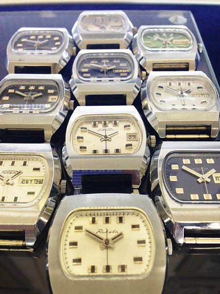 Часы. Фото предоставлено Надеждой Типишкиной