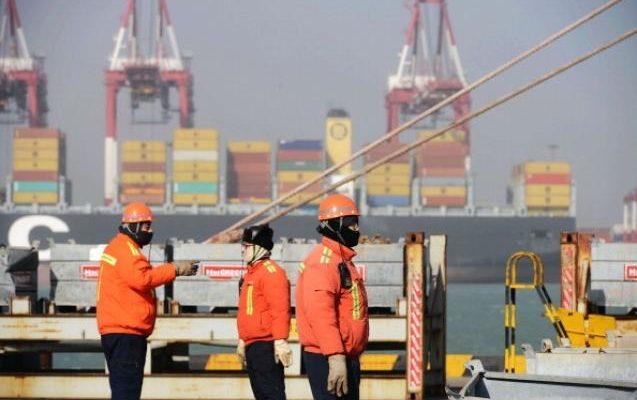 Из-за экономического спада в Китае сильно снизился Baltic Dry Index