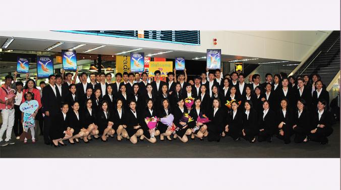 Shen Yun в Австралии: красивые танцы в красивом регионе