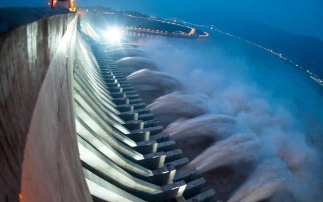 У китайской плотины «Три Ущелья» произошли два землетрясения