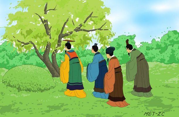 Китайский праздник Цинмин: история и традиции