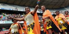 В ЮАР празднуют День свободы